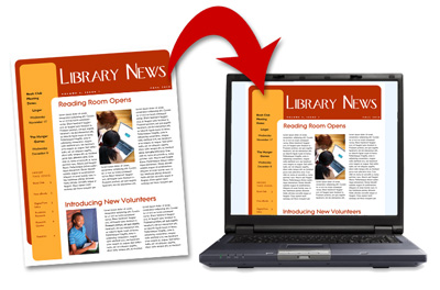 school library newsletter template library and zoo idoimages co